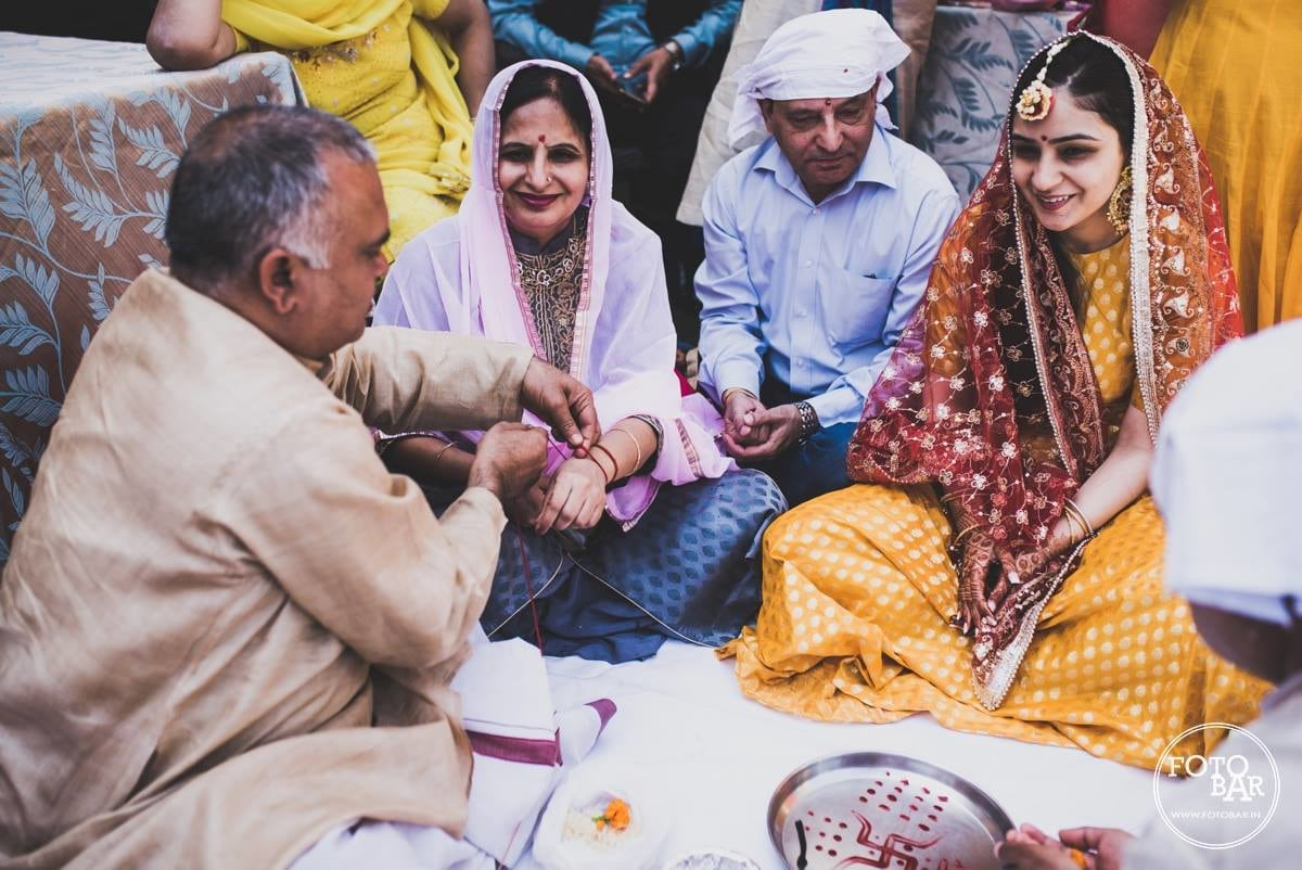 Happening and auspicious rituals by Fotobar Wedding-photography | Weddings Photos & Ideas