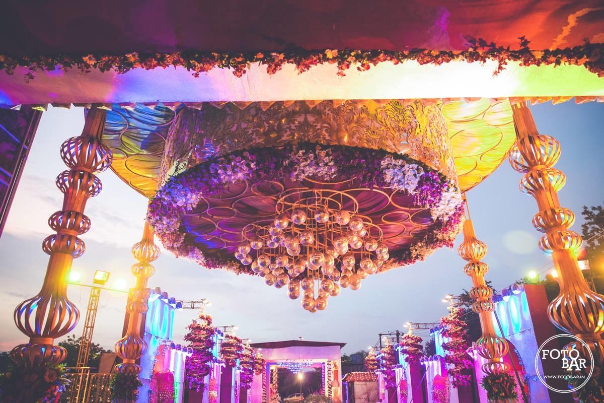 Dreamy decor by Fotobar Wedding-photography | Weddings Photos & Ideas