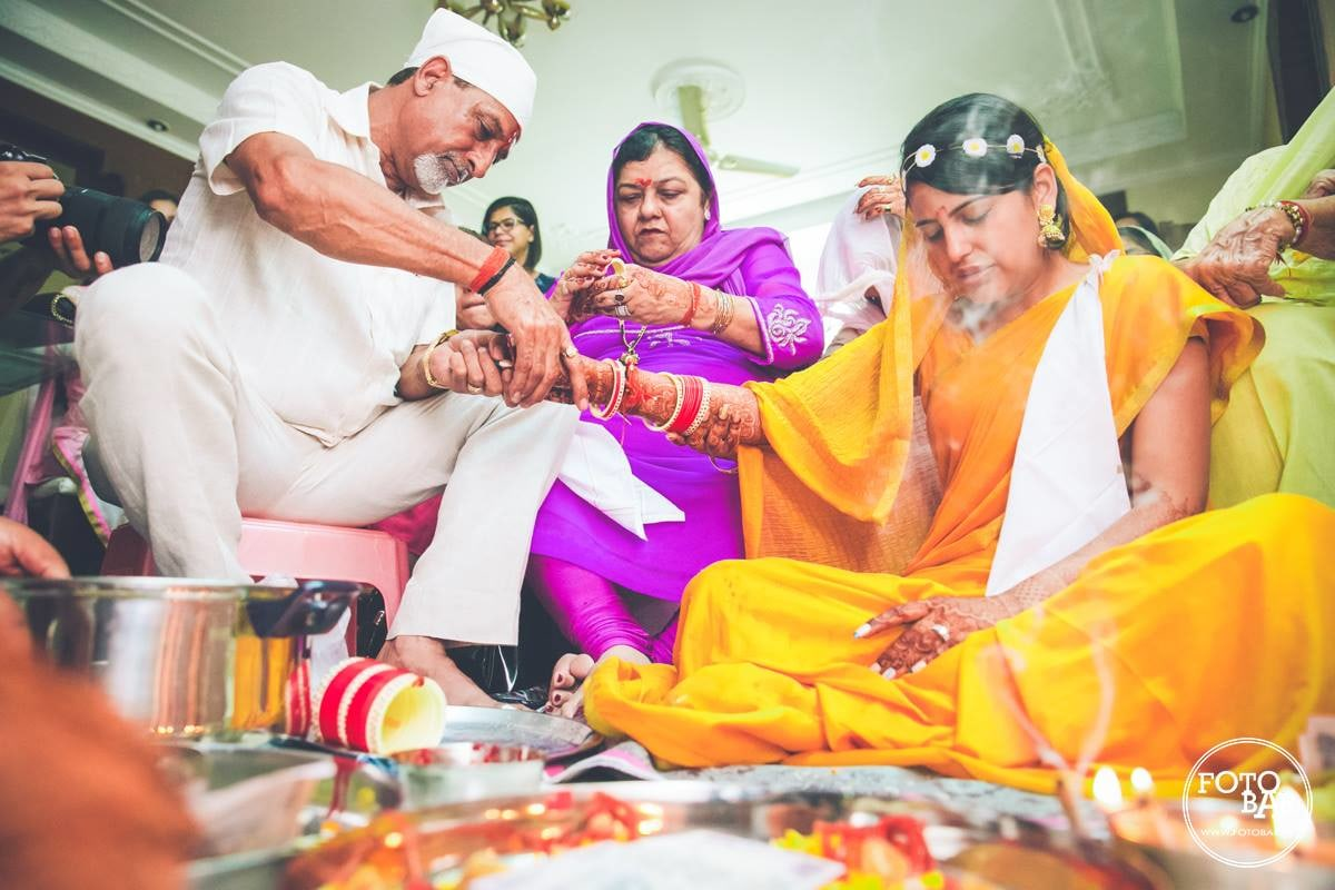 Auspicious traditions for boon by Fotobar Wedding-photography | Weddings Photos & Ideas