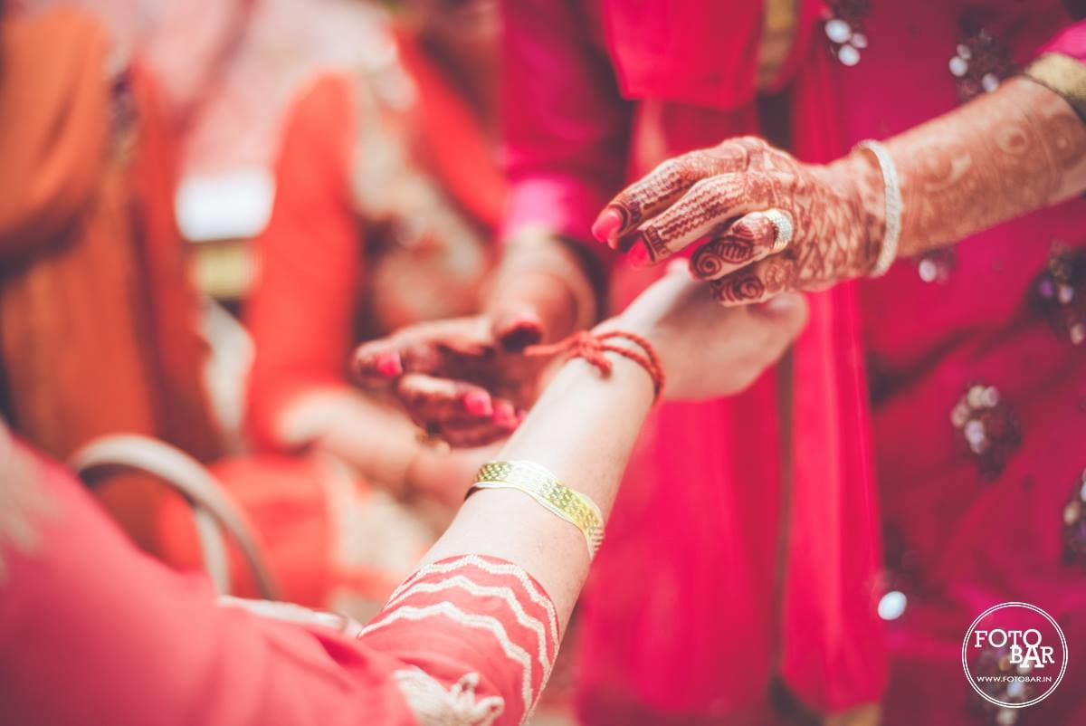 Flash of red aura by Fotobar Wedding-photography | Weddings Photos & Ideas