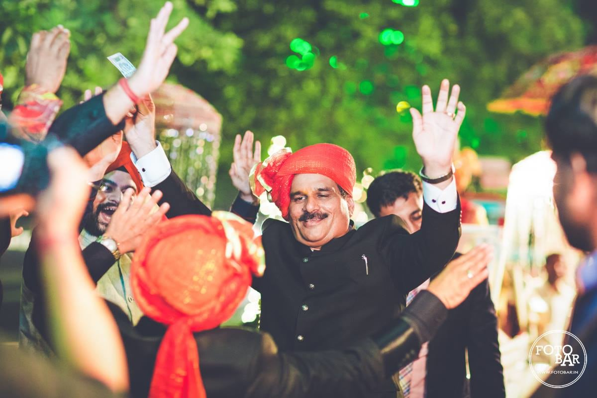Joyous baraati by Fotobar Wedding-photography | Weddings Photos & Ideas