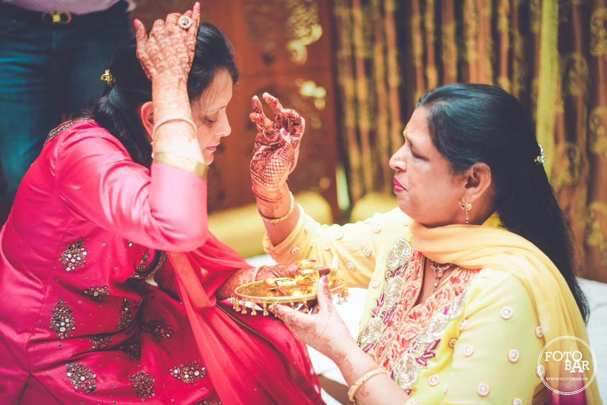 Auspicious vibes by Fotobar Wedding-photography | Weddings Photos & Ideas