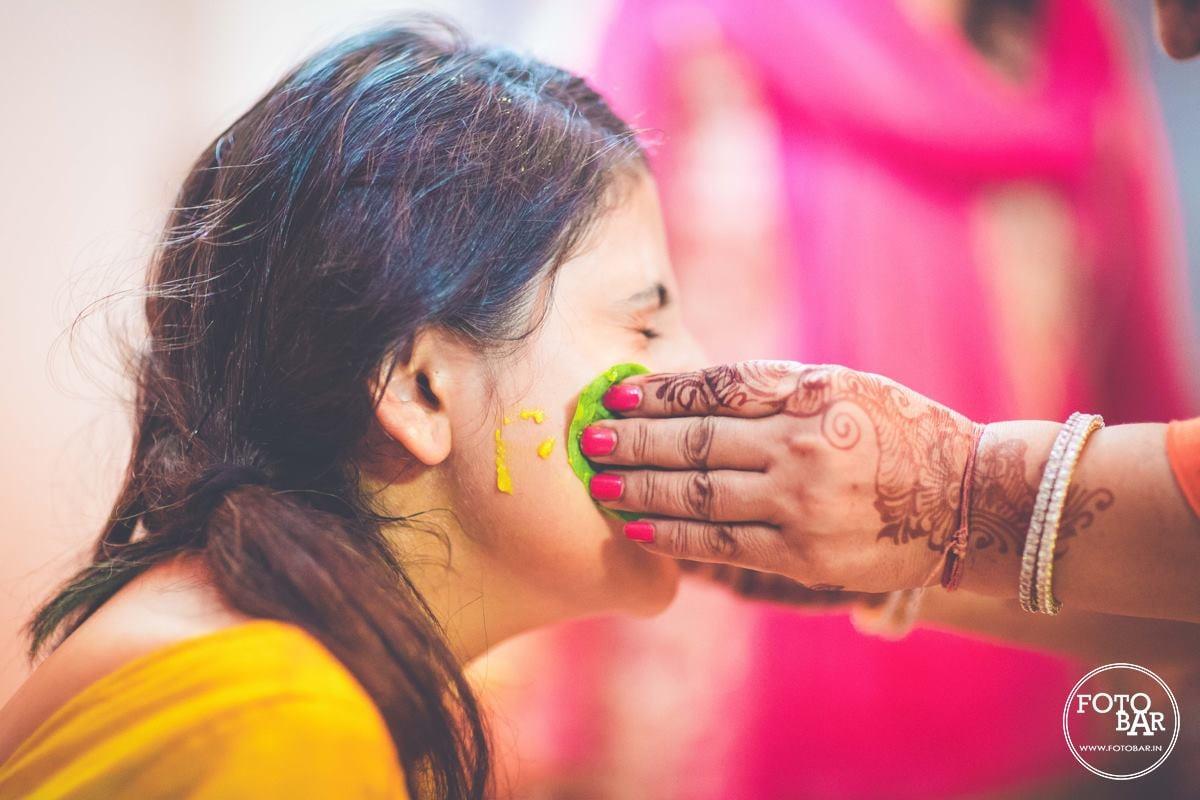 Colour of auspiciousness by Fotobar Wedding-photography | Weddings Photos & Ideas