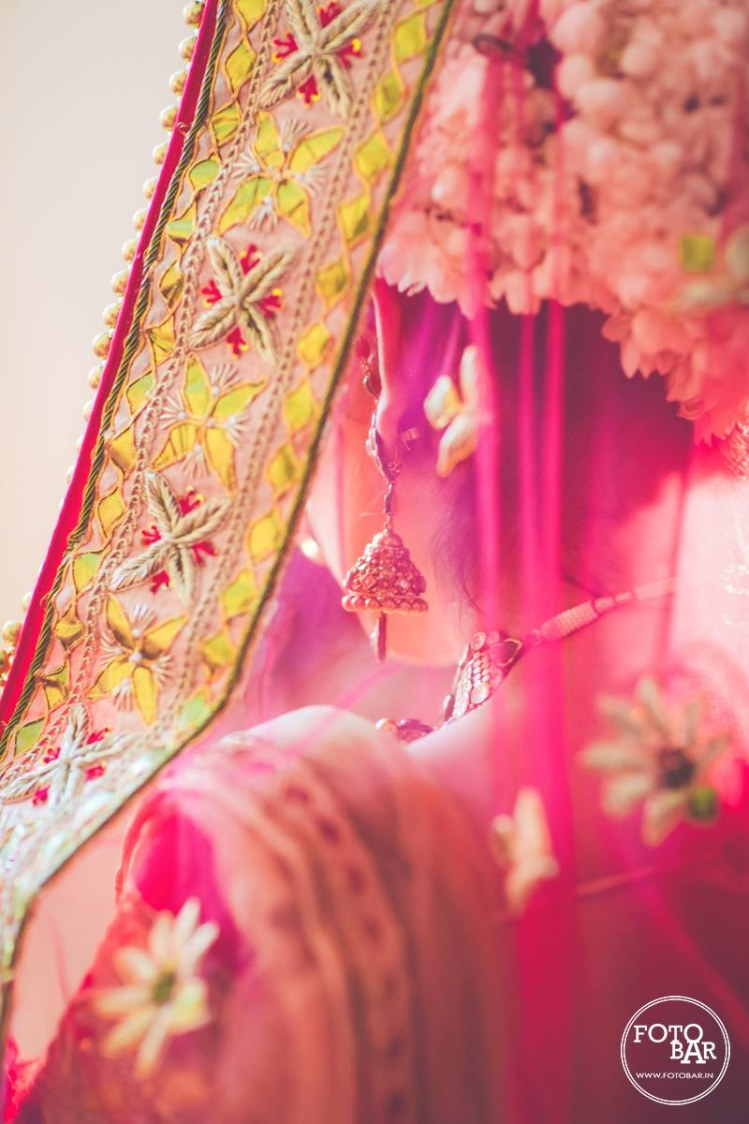 Fusion of colours and charm by Fotobar Wedding-photography | Weddings Photos & Ideas