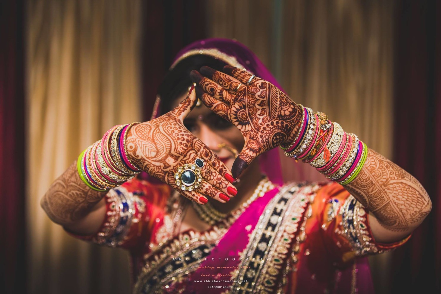 Peer of bridal heena by ARC Photography Wedding-photography | Weddings Photos & Ideas