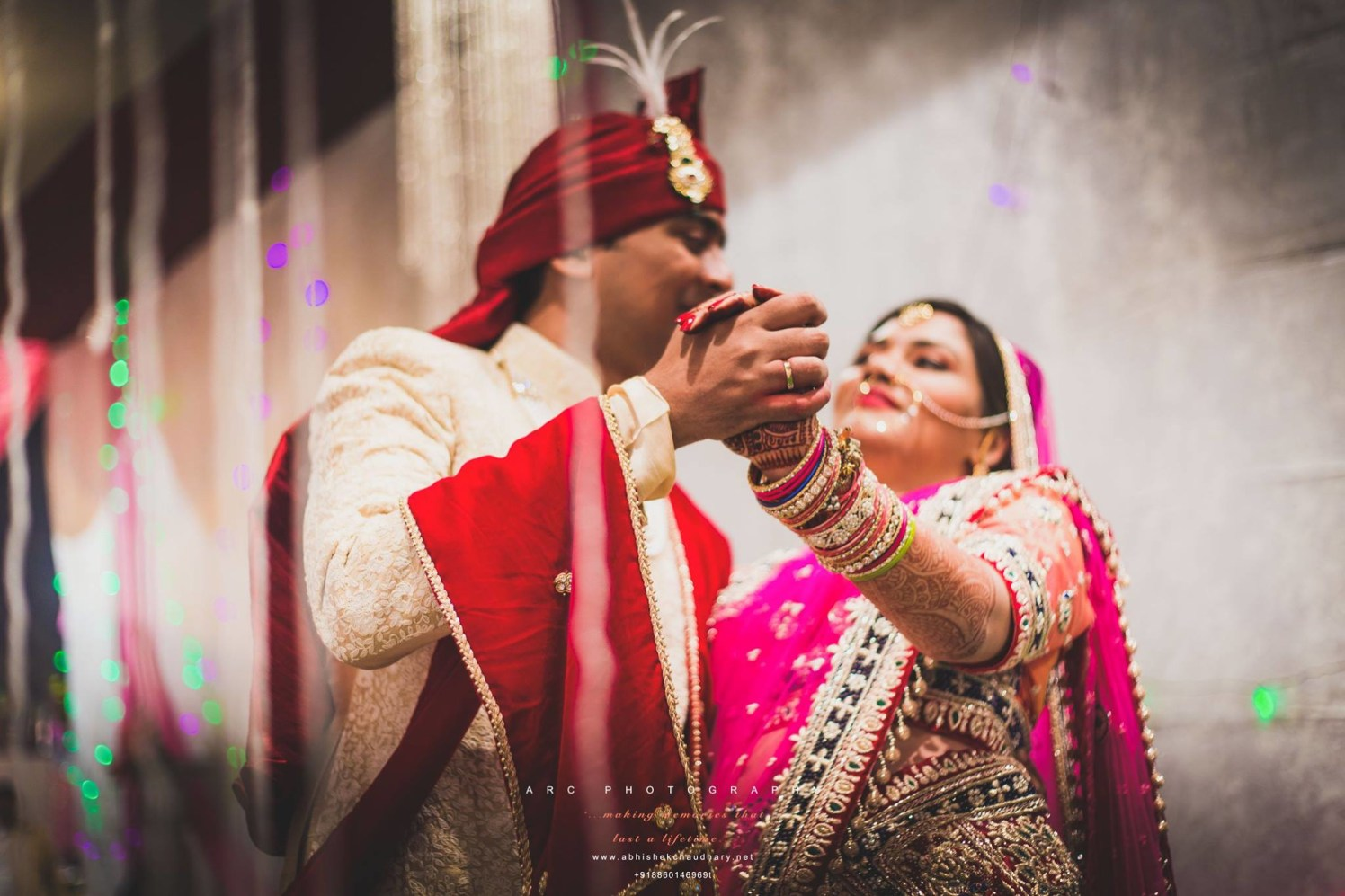 Holding with sincerity by ARC Photography Wedding-photography | Weddings Photos & Ideas