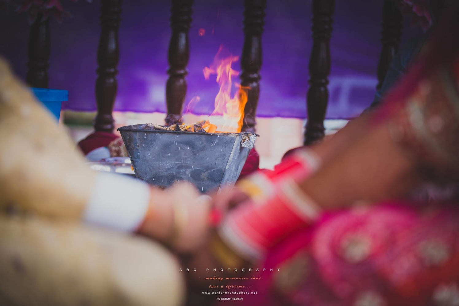 Fire of promise by ARC Photography Wedding-photography | Weddings Photos & Ideas