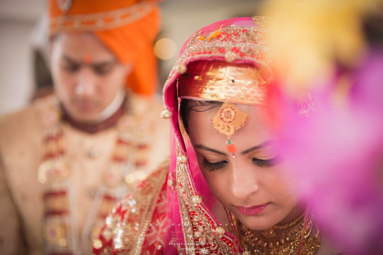 Graceful bride by ARC Photography Wedding-photography | Weddings Photos & Ideas