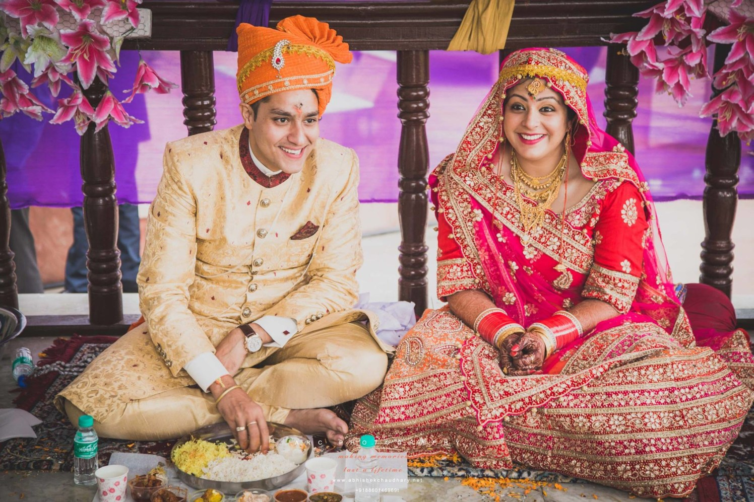 cheerful couple by ARC Photography Wedding-photography | Weddings Photos & Ideas