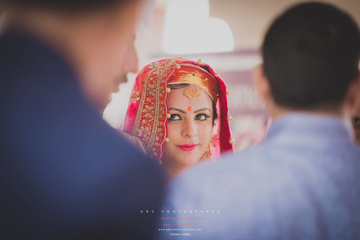 Elegant bride by ARC Photography Wedding-photography Bridal-jewellery-and-accessories | Weddings Photos & Ideas