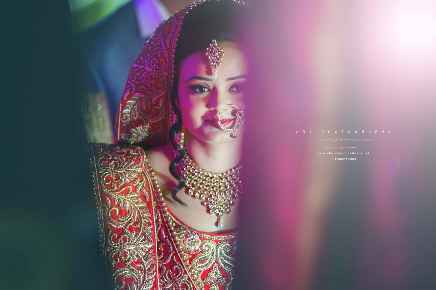Glance of bridal aura by ARC Photography Wedding-photography | Weddings Photos & Ideas
