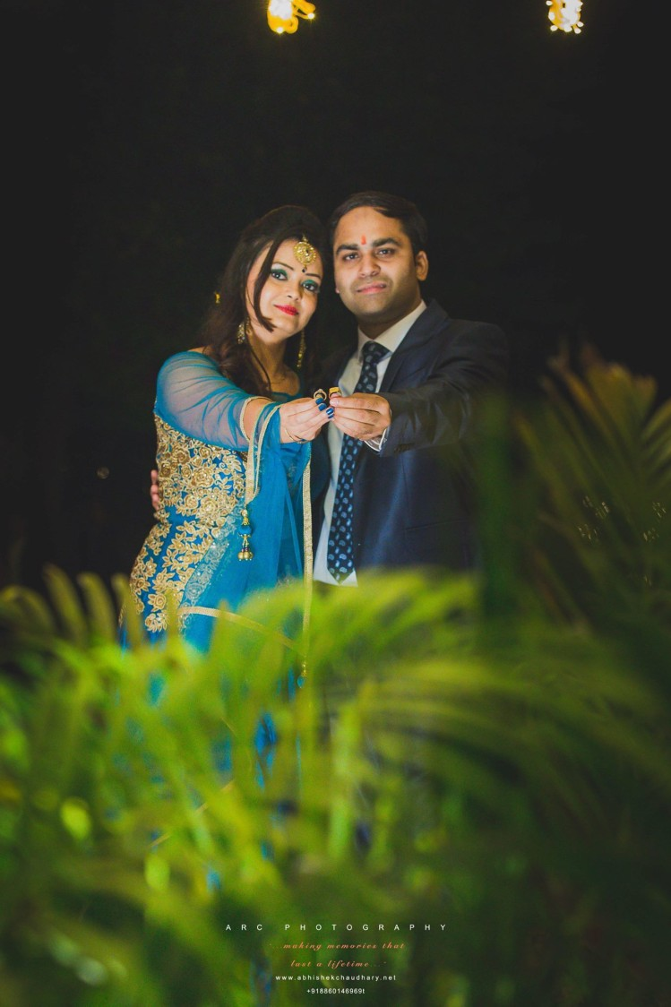 Merry gaze of engagement by ARC Photography Wedding-photography | Weddings Photos & Ideas