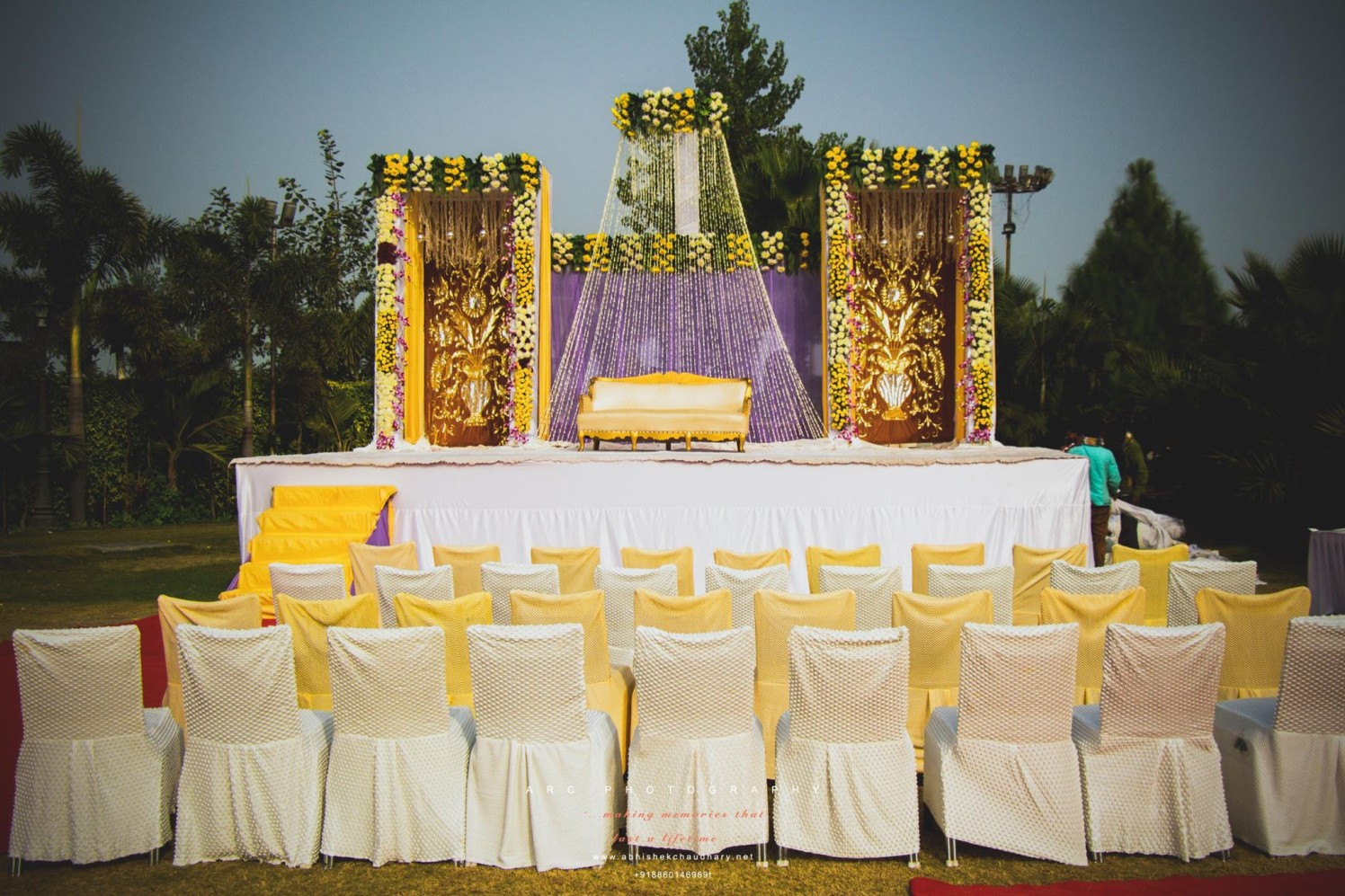 Decorated with perfection! by ARC Photography Wedding-photography | Weddings Photos & Ideas