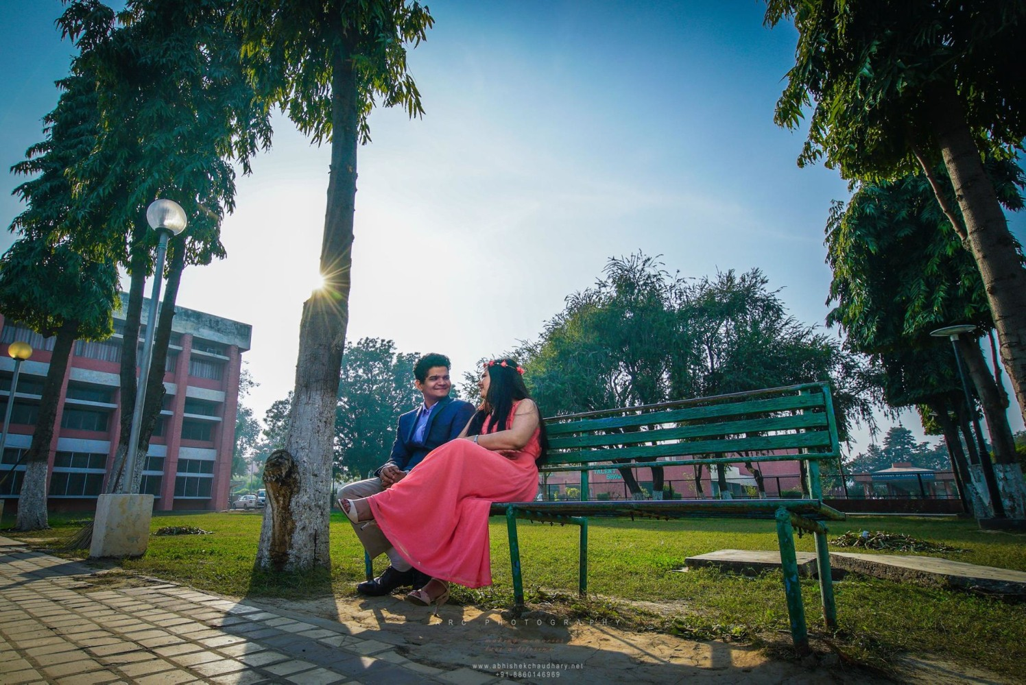 Love in the park! by ARC Photography Wedding-photography | Weddings Photos & Ideas