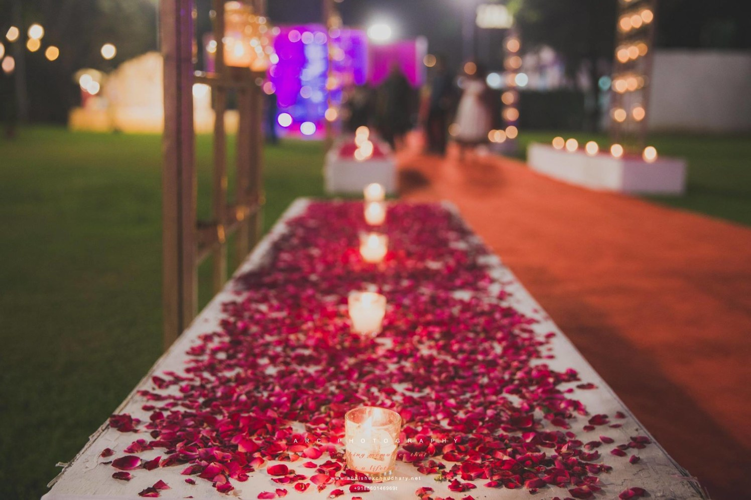Rosy enlightening by ARC Photography Wedding-photography | Weddings Photos & Ideas