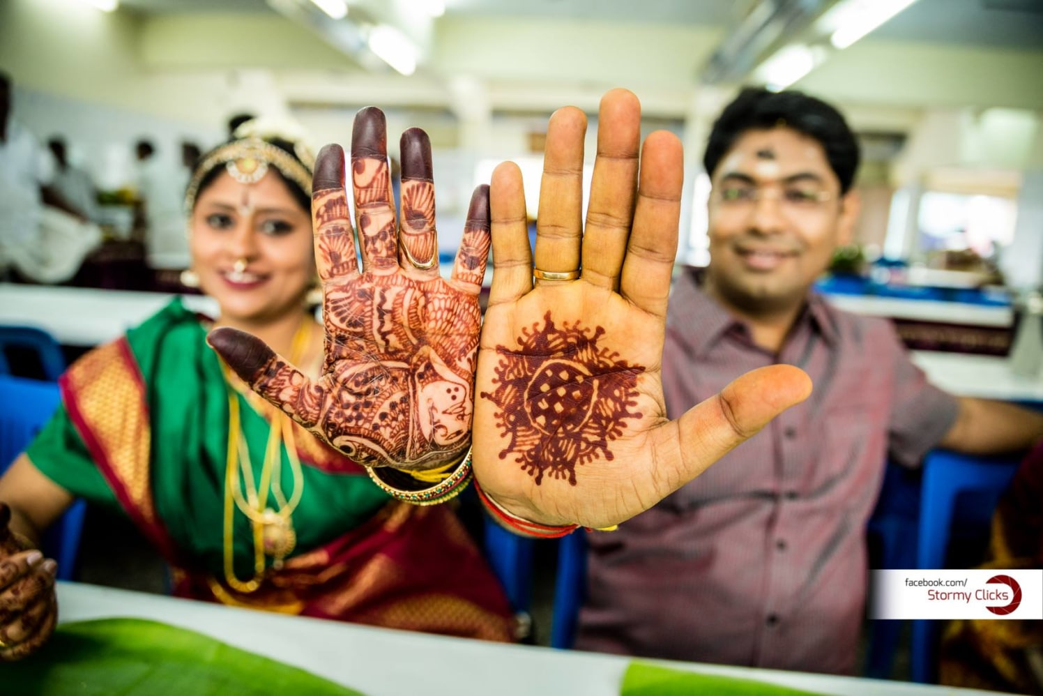 Henna Adorned Hands by Deepak Subramanian Wedding-photography Bridal-mehendi | Weddings Photos & Ideas
