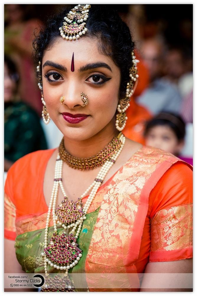 Bedazzled bride by stormy clicks  Wedding-photography | Weddings Photos & Ideas