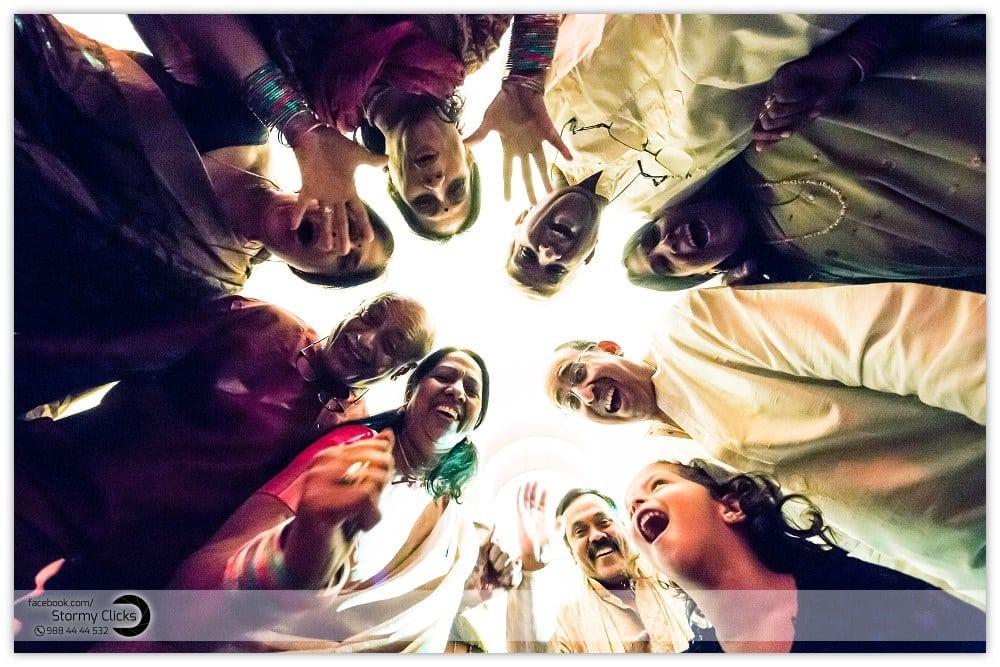 Jubilant family shot by stormy clicks  Wedding-photography | Weddings Photos & Ideas