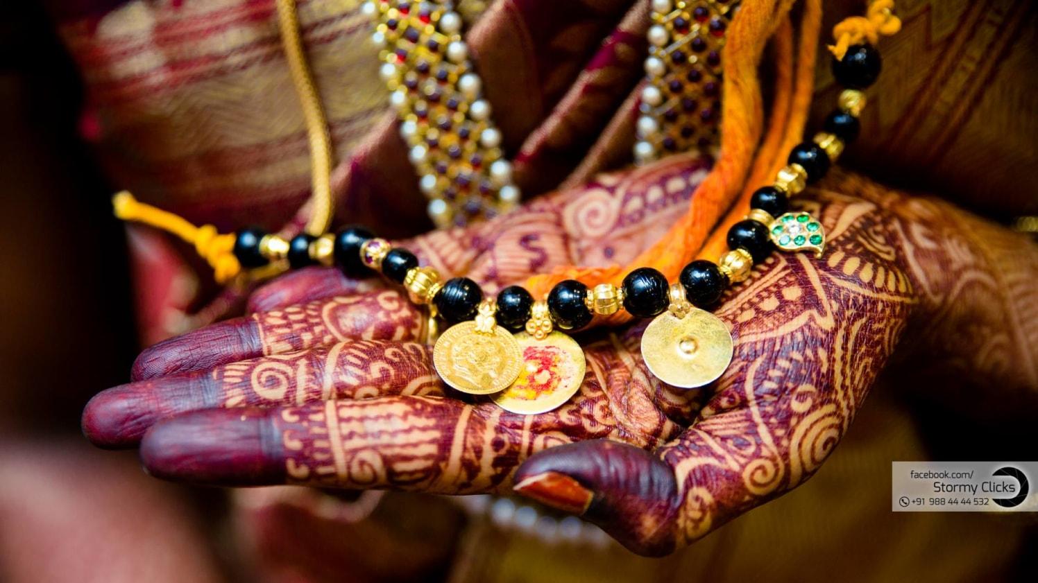 Adorned pretty beads by stormy clicks  Wedding-photography | Weddings Photos & Ideas