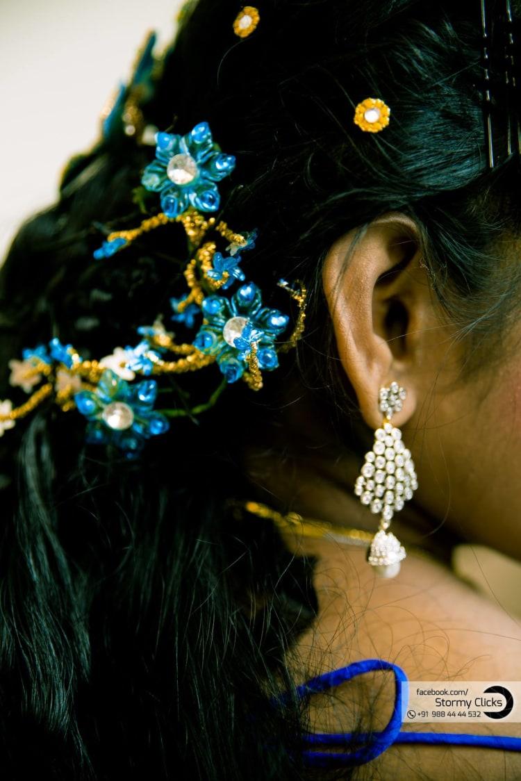 Wedding's something blue by stormy clicks  Wedding-photography | Weddings Photos & Ideas