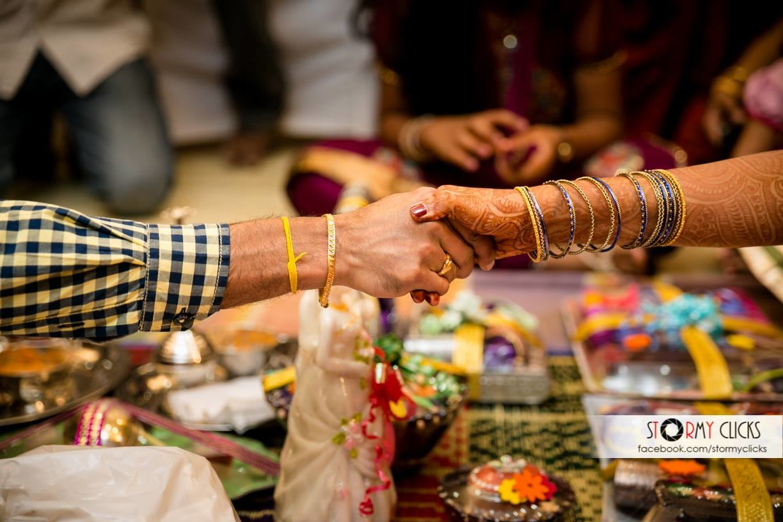 Wedding's auspicious rituals by stormy clicks  Wedding-photography | Weddings Photos & Ideas