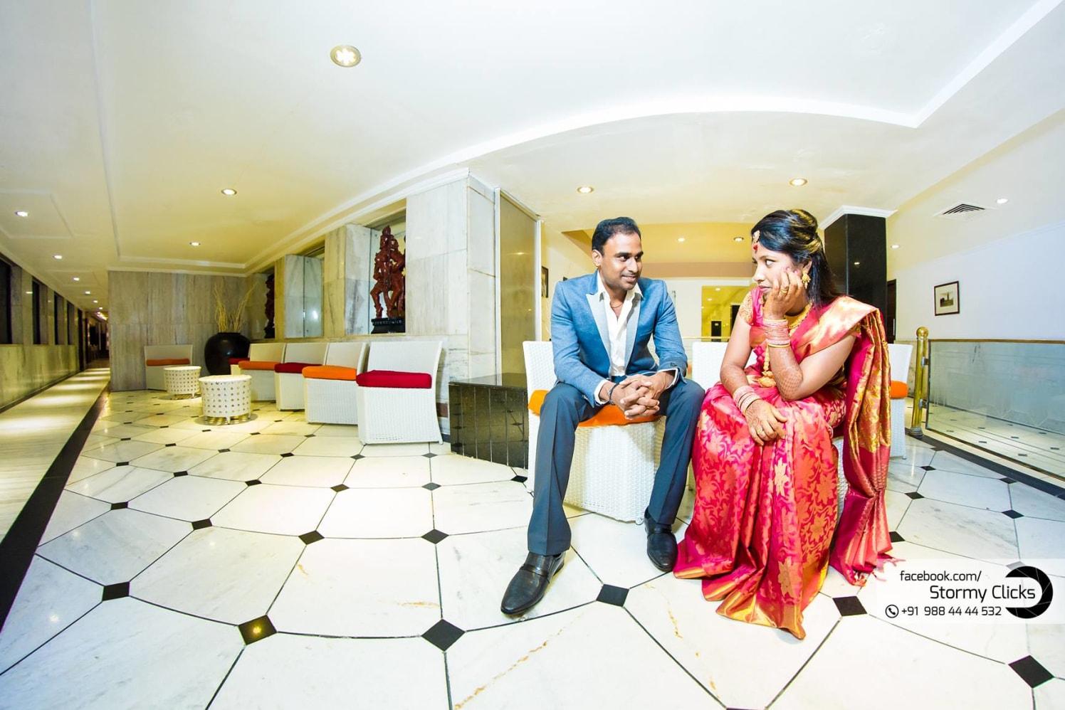 The gaze of adore by stormy clicks  Wedding-photography | Weddings Photos & Ideas