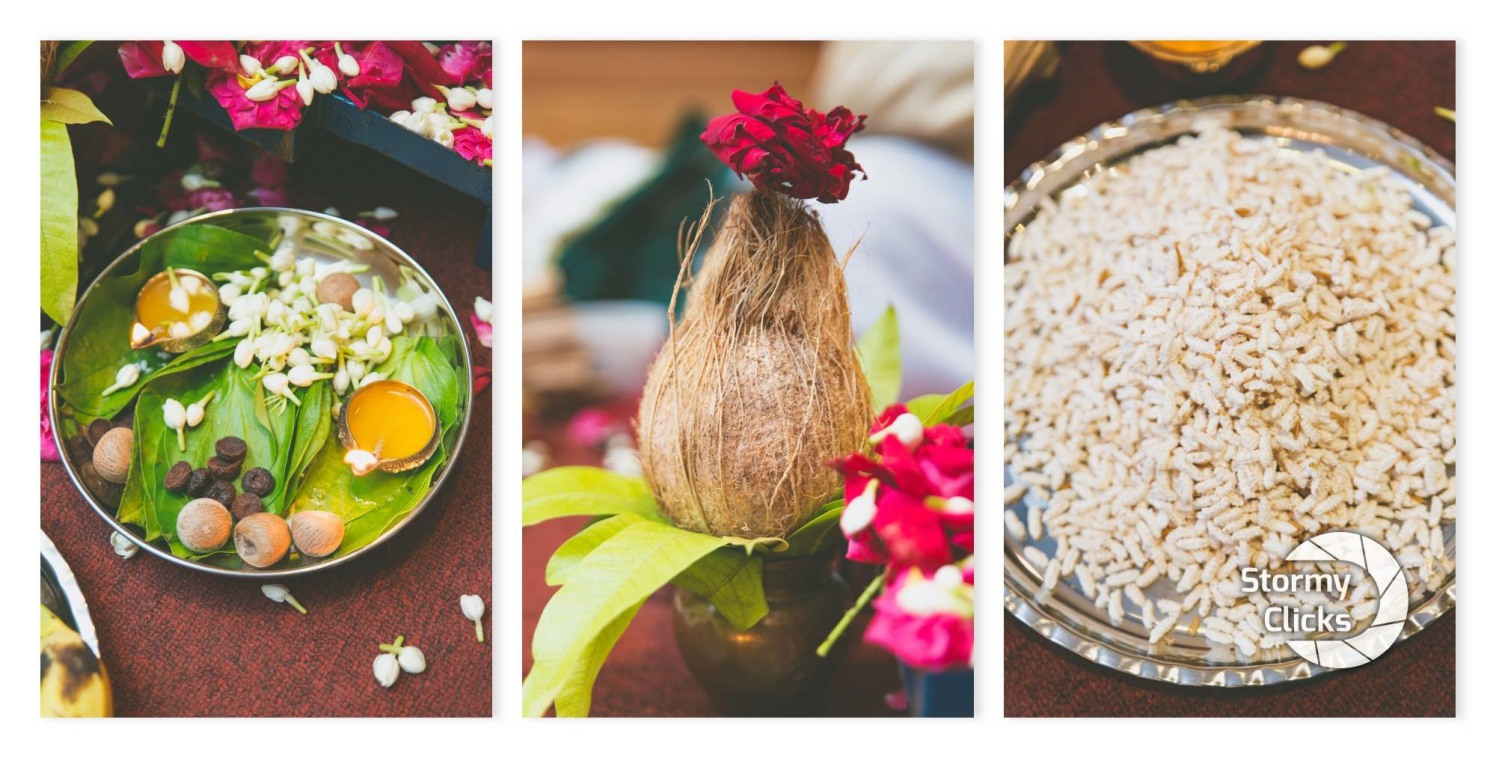 Wedding's auspicious essentials by stormy clicks  Wedding-photography | Weddings Photos & Ideas