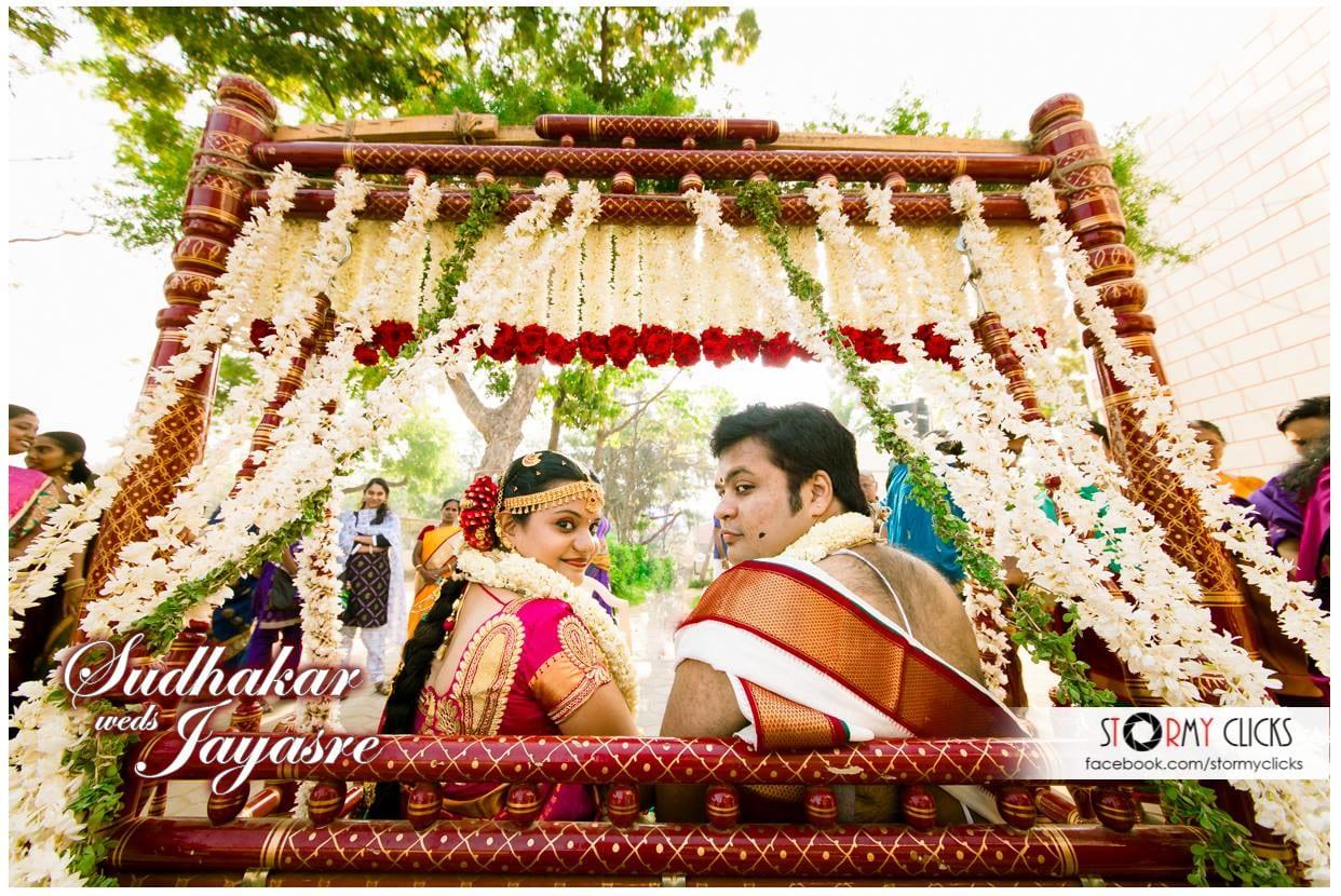 Floral Wedding Swing by Deepak Subramanian Wedding-photography | Weddings Photos & Ideas