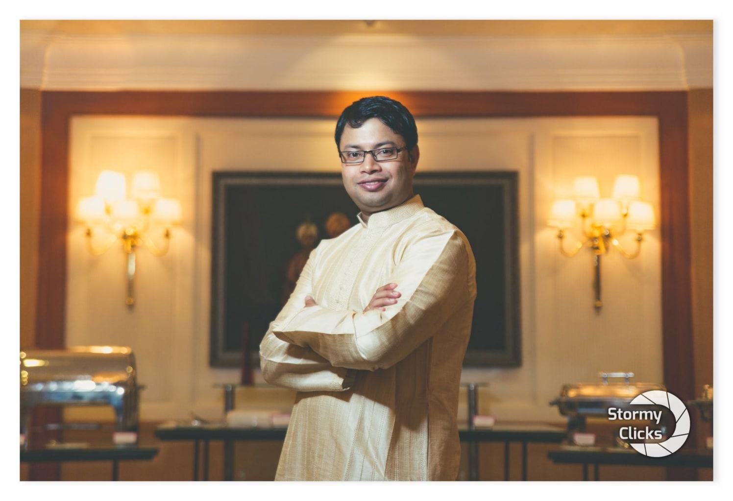Poised with handsomeness by stormy clicks  Wedding-photography   Weddings Photos & Ideas