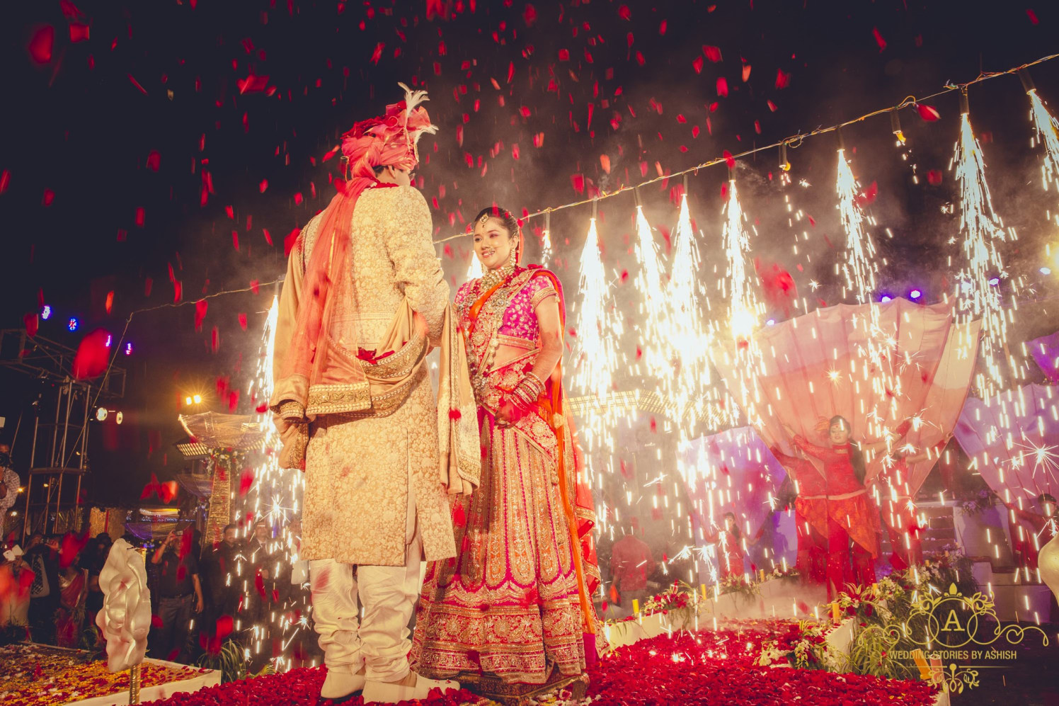 Leaving A Little Sparkle by Ashish Vengurlekar Wedding-photography | Weddings Photos & Ideas