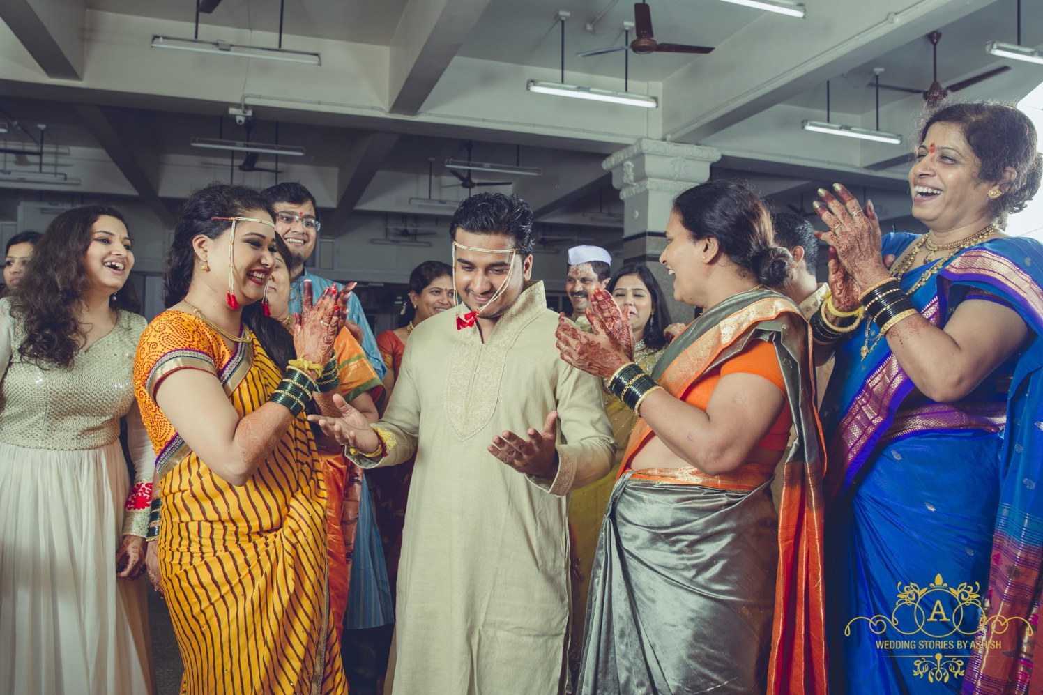 Marathi Groom With Family by Ashish Vengurlekar Wedding-photography | Weddings Photos & Ideas