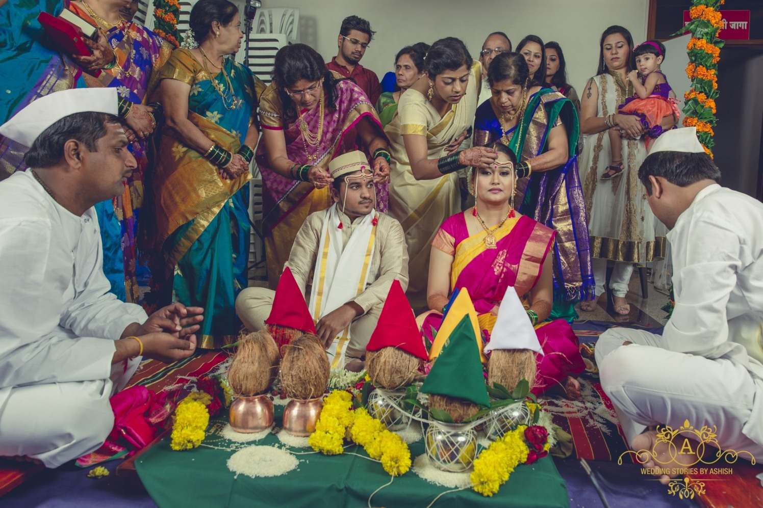 Family Loving by Ashish Vengurlekar Wedding-photography | Weddings Photos & Ideas