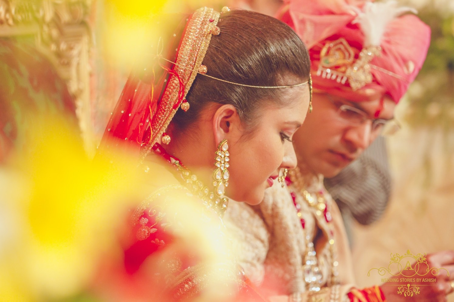 Bride And Groom Captured Together by Ashish Vengurlekar Wedding-photography | Weddings Photos & Ideas