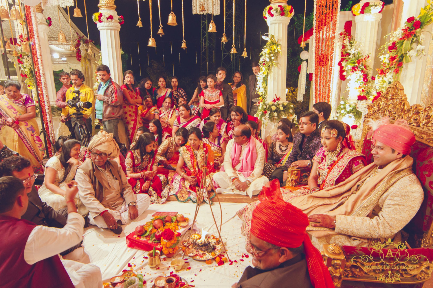 Ceremony by Ashish Vengurlekar Wedding-photography | Weddings Photos & Ideas