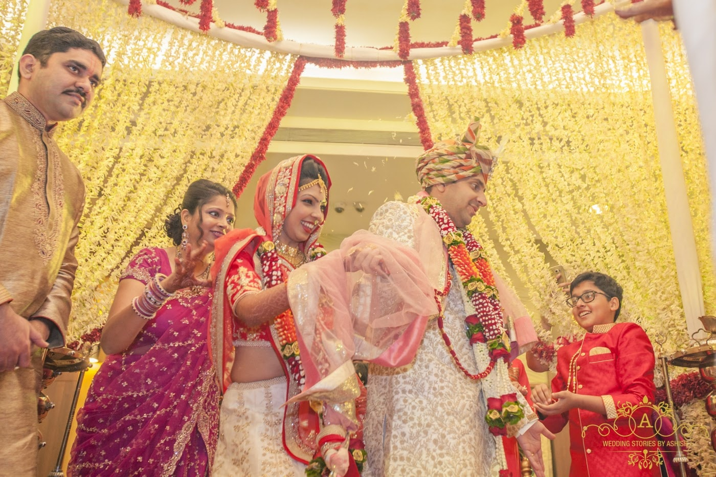 Let The Happiness Prevail by Ashish Vengurlekar Wedding-photography | Weddings Photos & Ideas