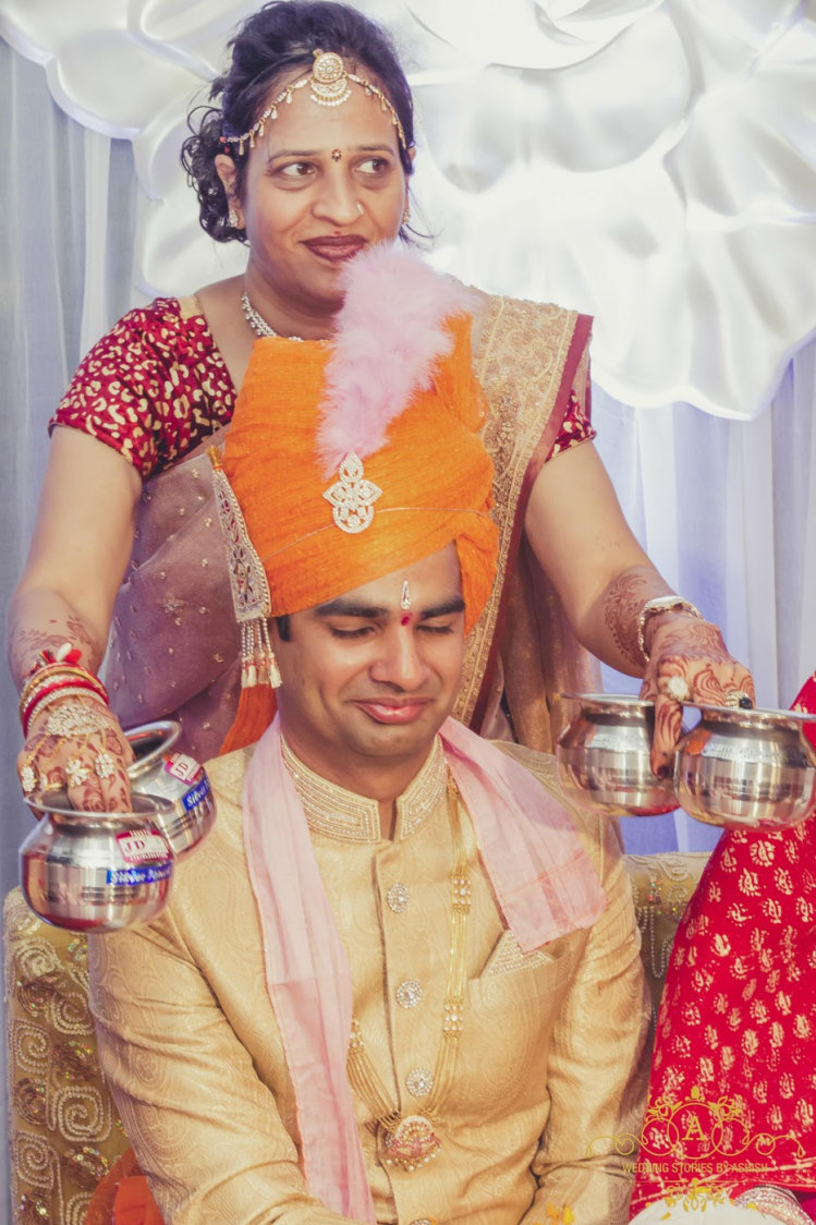 Groom With HIs Mother by Ashish Vengurlekar Wedding-photography | Weddings Photos & Ideas