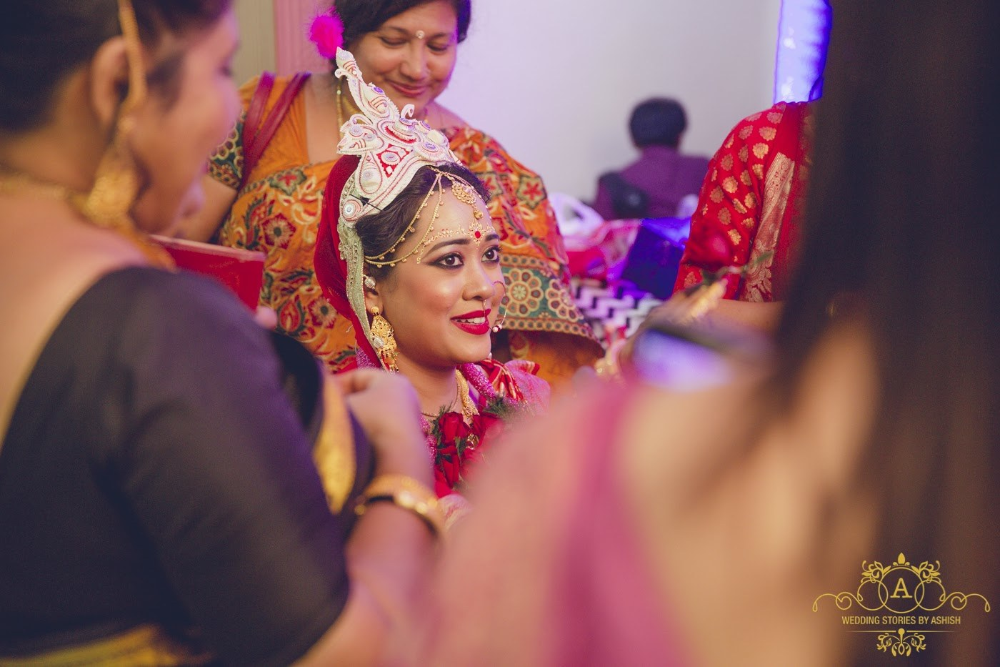 Beautiful Stunning Bride by Ashish Vengurlekar Wedding-photography | Weddings Photos & Ideas