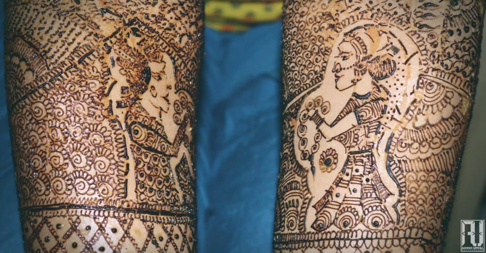 Beautiful Henna Design by Ashish Uppal Photography Wedding-photography Bridal-mehendi | Weddings Photos & Ideas