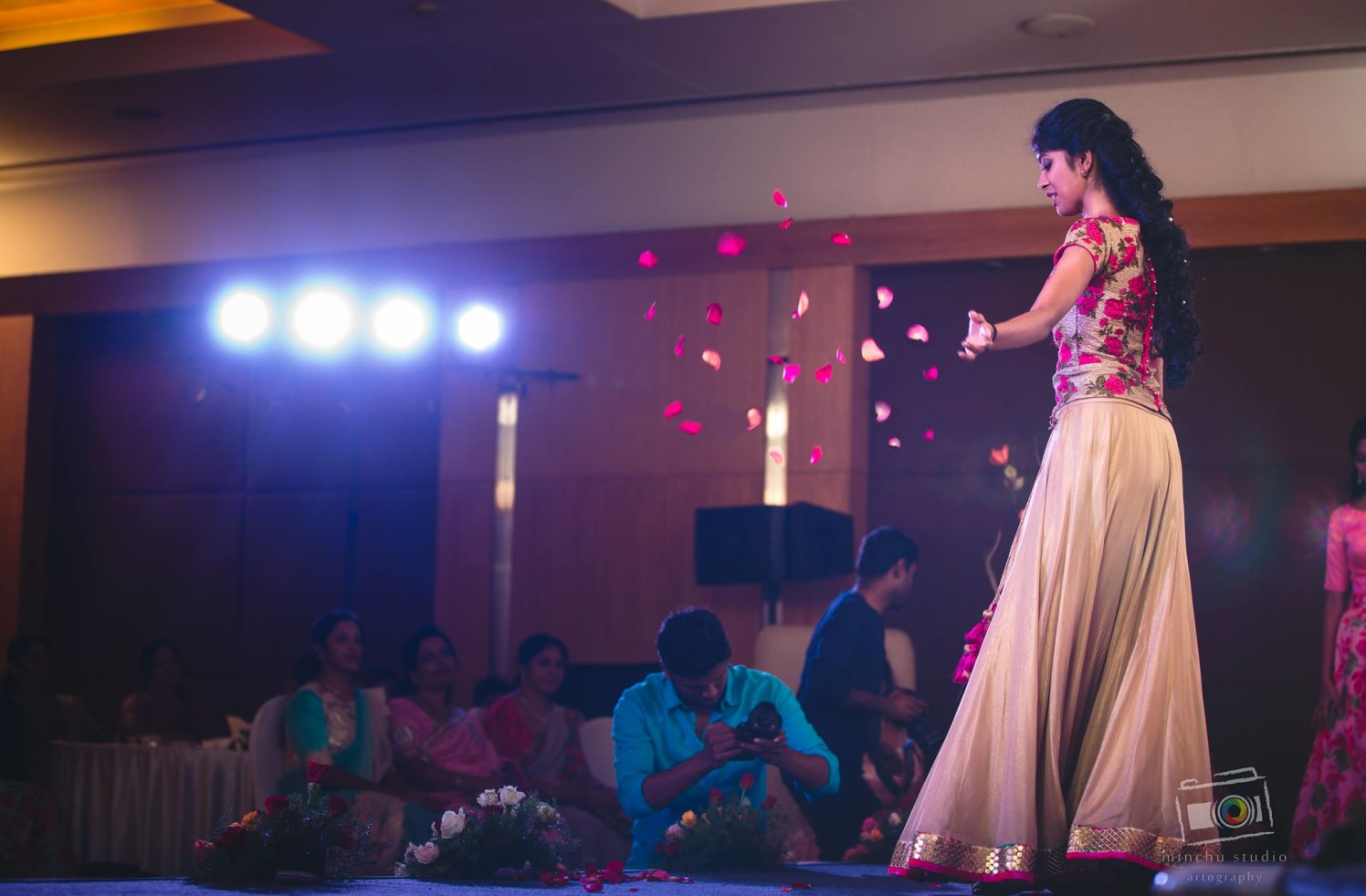 Graceful Dance by Minchu Studio Wedding-photography | Weddings Photos & Ideas