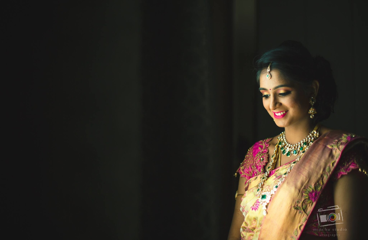 Elegant Bride by Minchu Studio Wedding-photography | Weddings Photos & Ideas