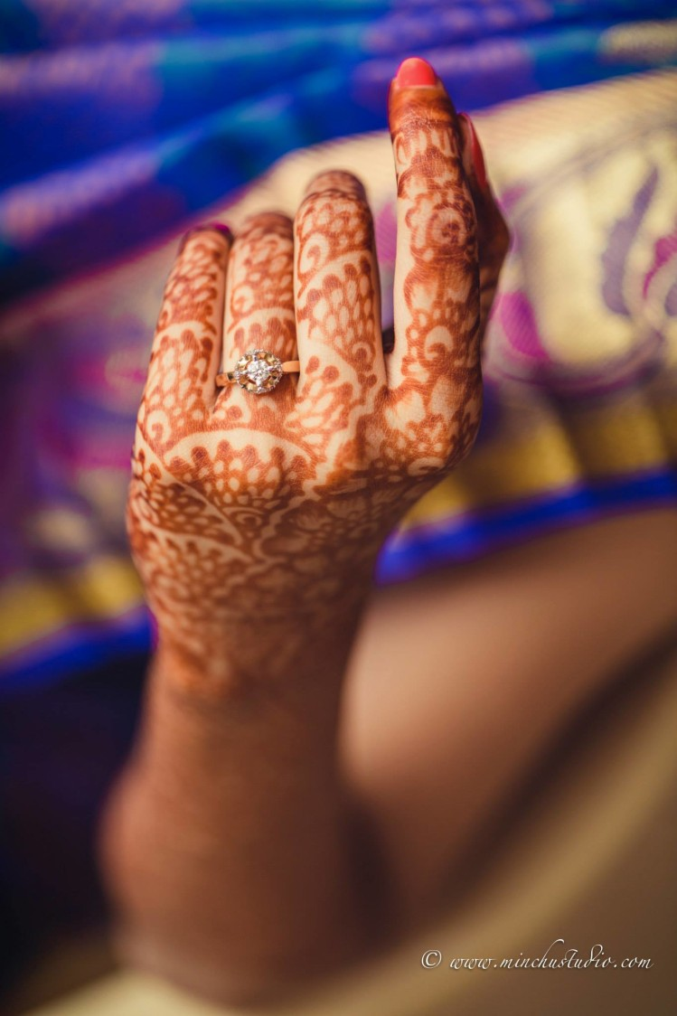 Diamond Ring by Minchu Studio Wedding-photography Bridal-jewellery-and-accessories | Weddings Photos & Ideas