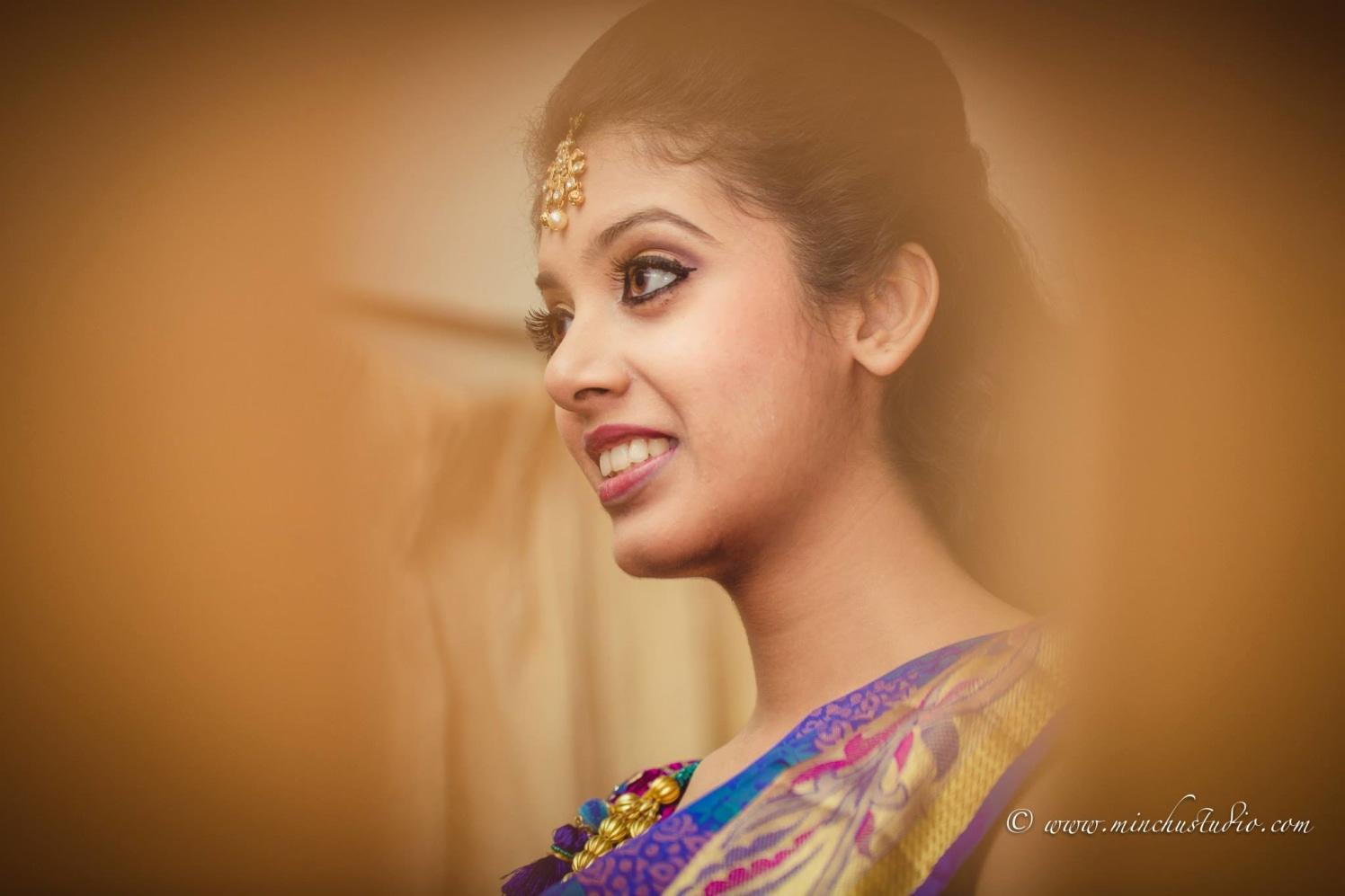 Gold's Maang Tikka by Minchu Studio Wedding-photography | Weddings Photos & Ideas