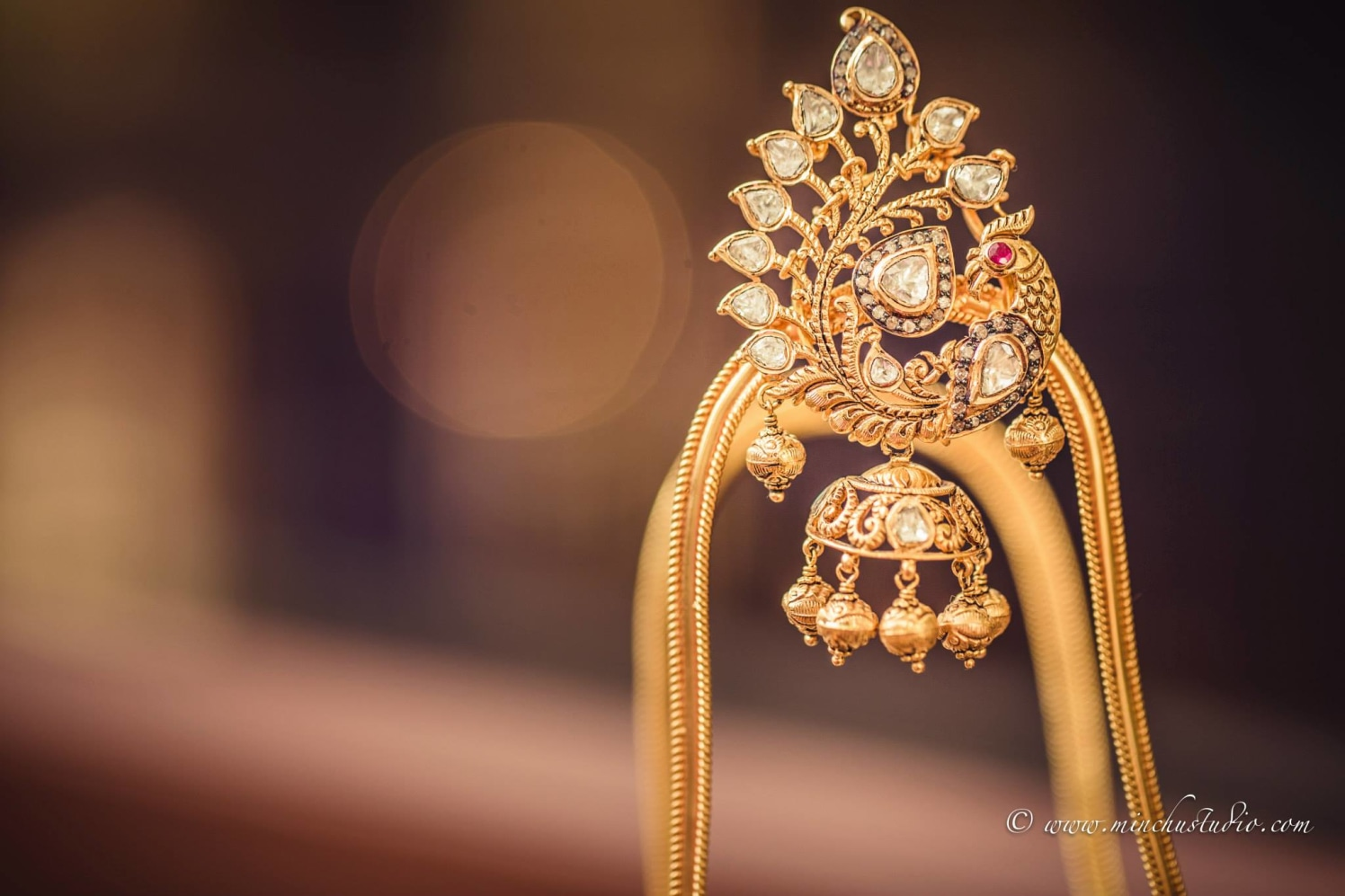 Bride's Jewellery by Shreyanka Sujay Wedding-photography Bridal-jewellery-and-accessories | Weddings Photos & Ideas