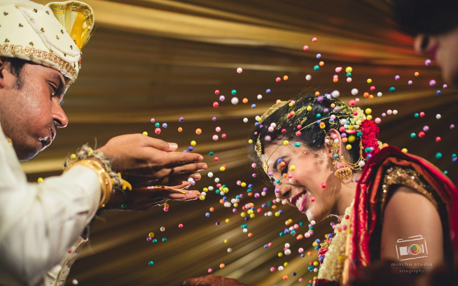 Shower of Love by Minchu Studio Wedding-photography | Weddings Photos & Ideas