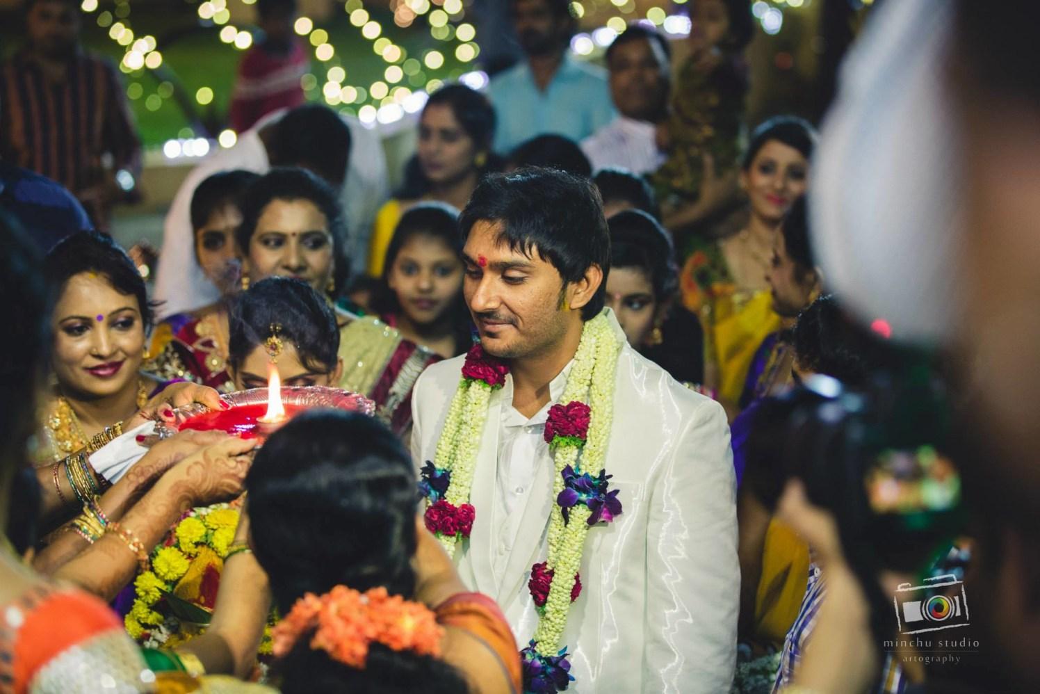 Groom's Entry by Minchu Studio Wedding-photography | Weddings Photos & Ideas