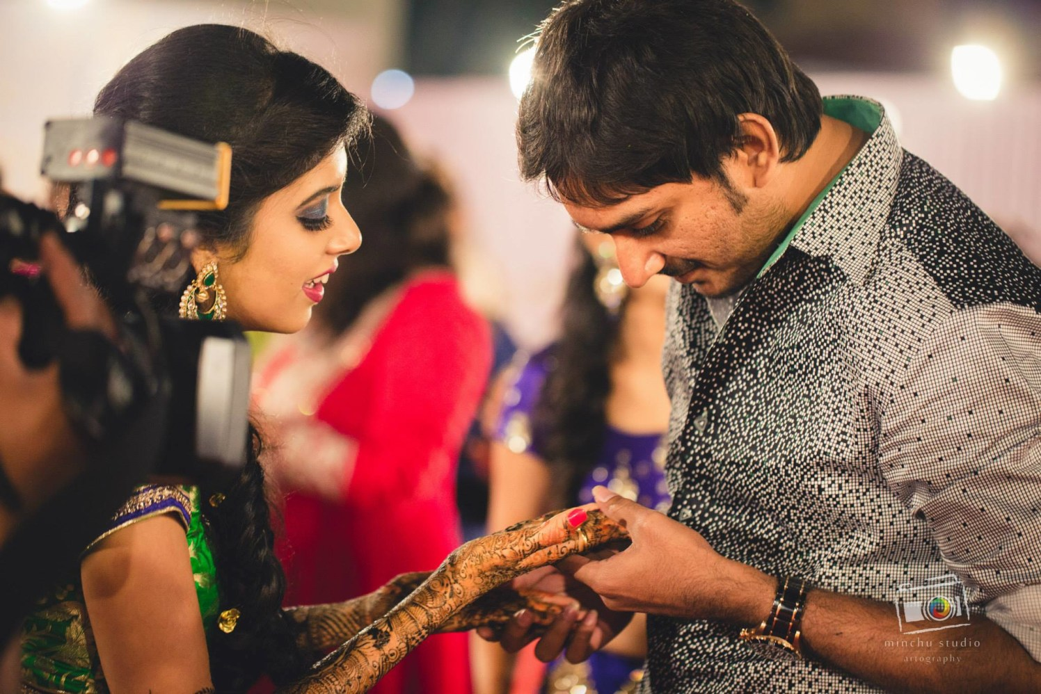 See My Mehendi by Minchu Studio Wedding-photography   Weddings Photos & Ideas