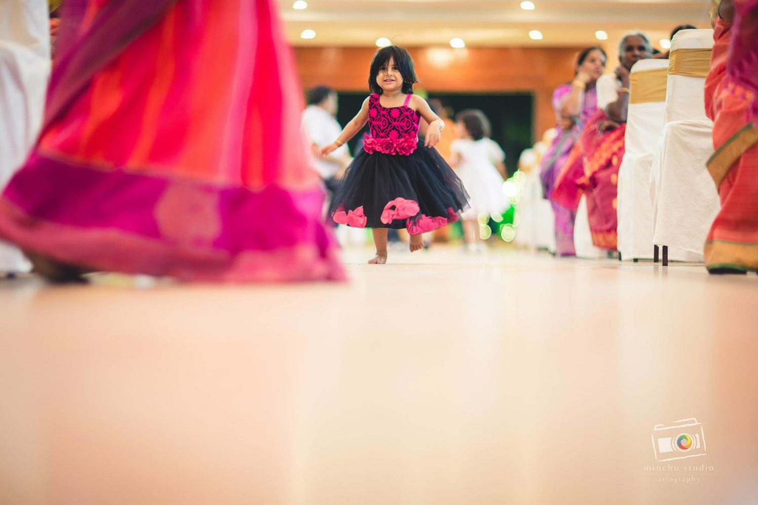 Little Guest by Minchu Studio Wedding-photography | Weddings Photos & Ideas