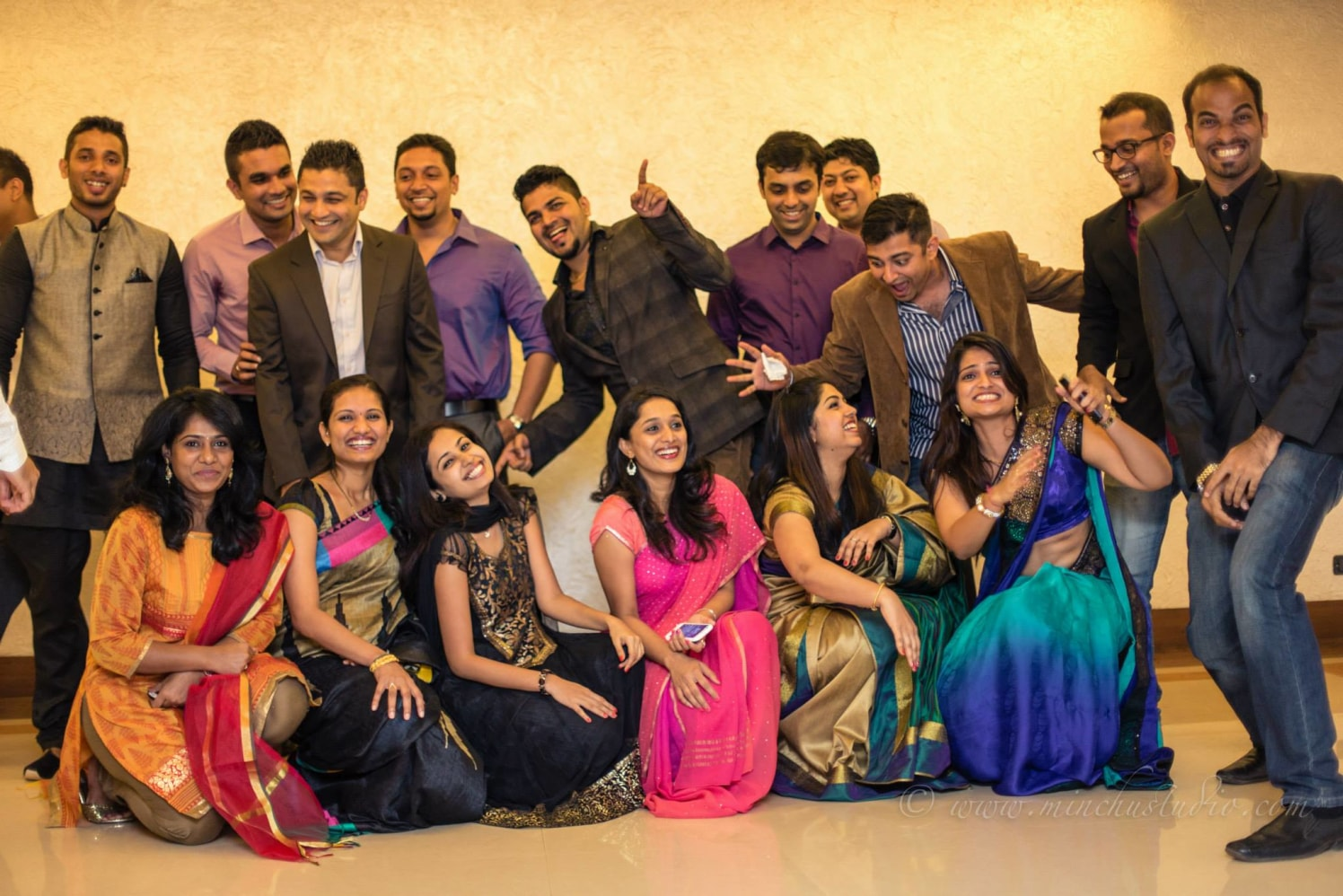 Wedding Guests by Minchu Studio Wedding-photography | Weddings Photos & Ideas