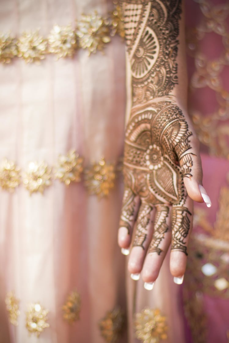 Floral Heena Designs by Slice of Life Pictures Wedding-photography Bridal-mehendi | Weddings Photos & Ideas