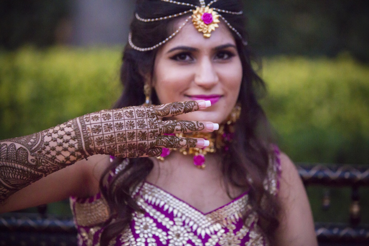 Intricate Mehendi Designs For Bride by Slice of Life Pictures Wedding-photography Bridal-mehendi | Weddings Photos & Ideas